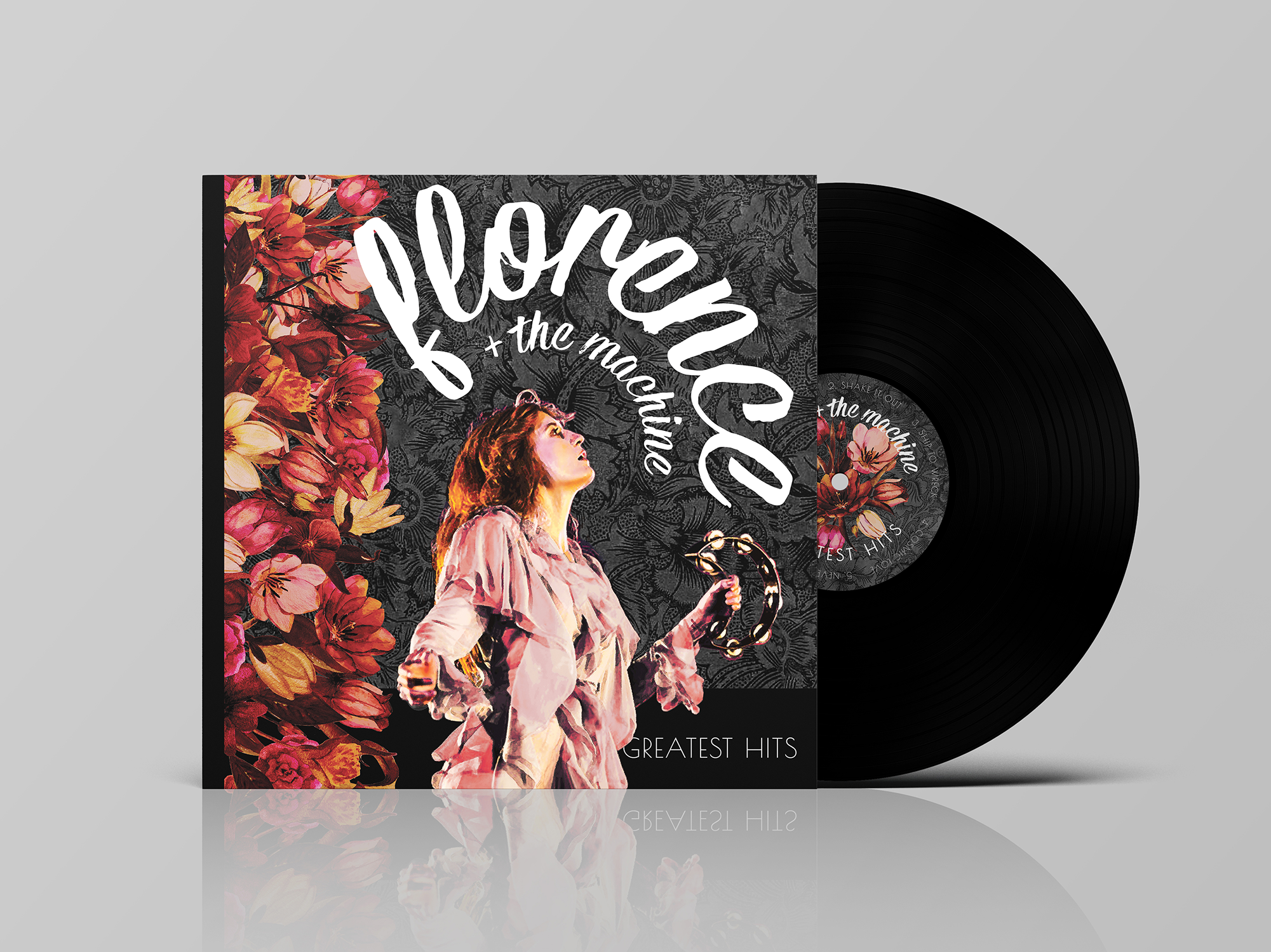 Florence + The Machine Vinyl Record