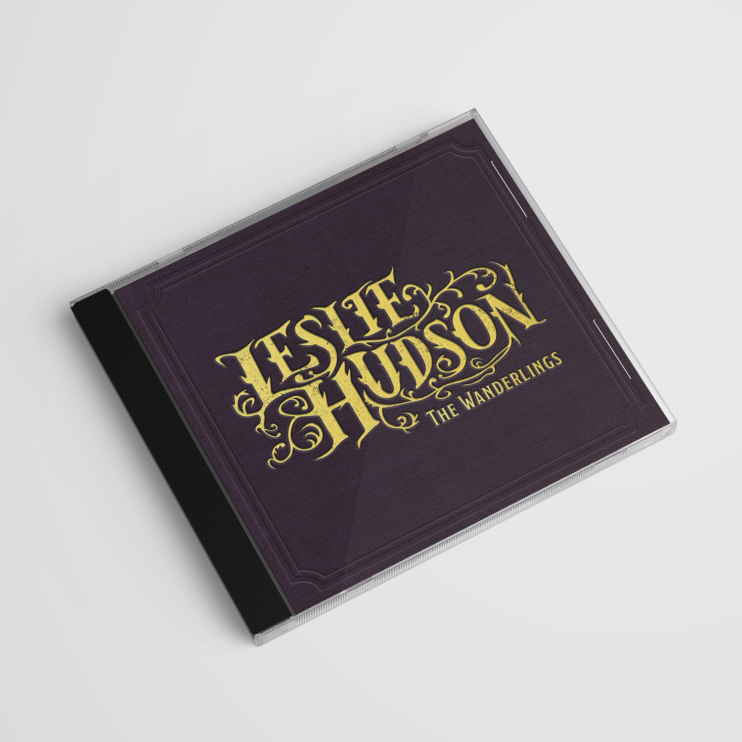Leslie Hudson CD Cover
